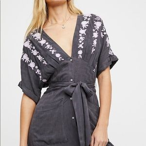 NWOT free people small love to love you midi